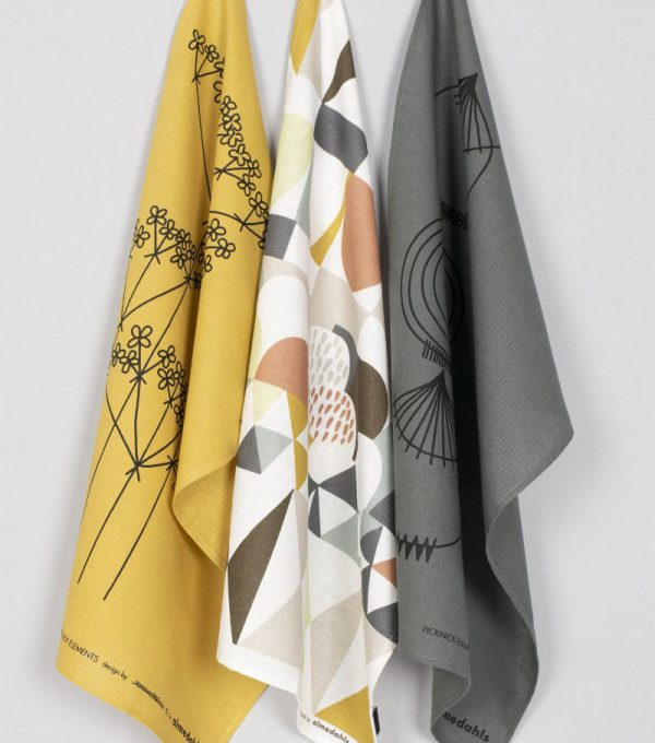 Swedish kitchen textiles