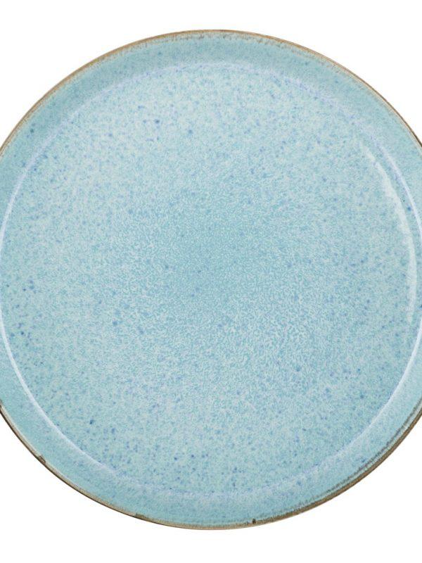Bitz-bord-grijs-lichtblauw-27-cm