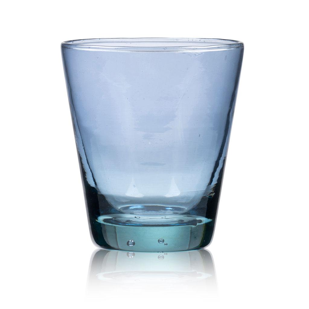 Bitz-waterglas-blauw-Kusintha-30-cl