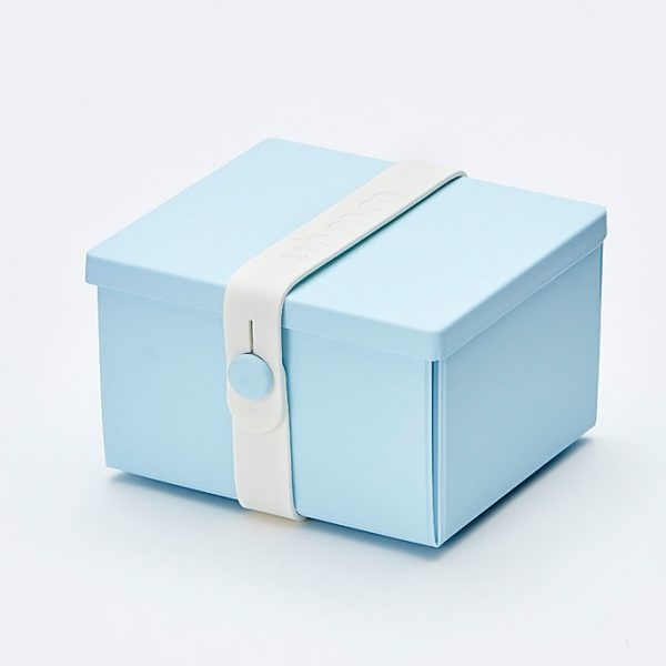 Uhmm Box blue white foldable