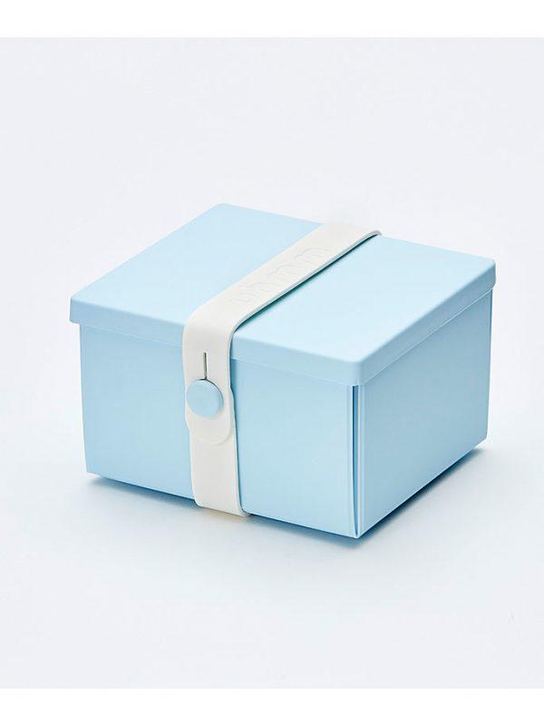 Uhmm Box blauw wit vouwbaar