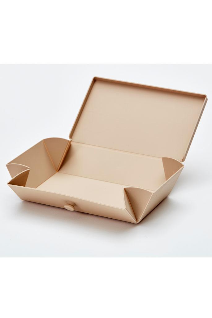 Uhmm Box brown mocha lunch box 2