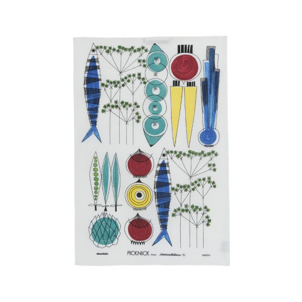 almedahls-tea towel-picnic-nordicliving