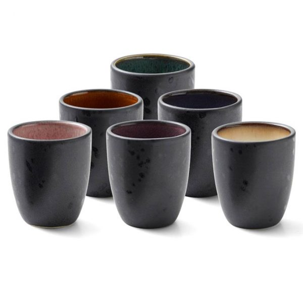 bitz espresso cups-colored-crockery-danish crockery