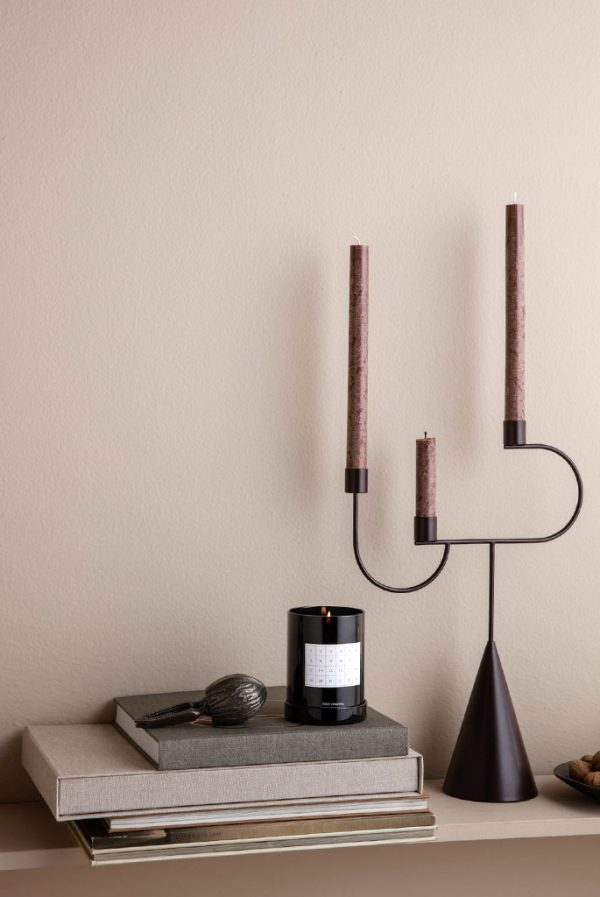 ferm-living-candlestick-candelabra-dark-aubergine-nordicliving
