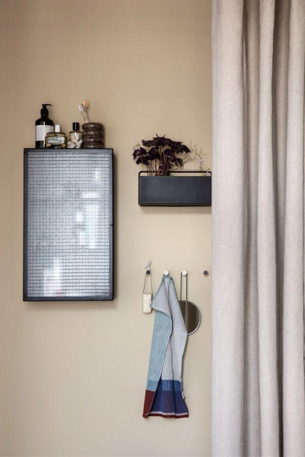 ferm-living-wall-box-wall shelf-black