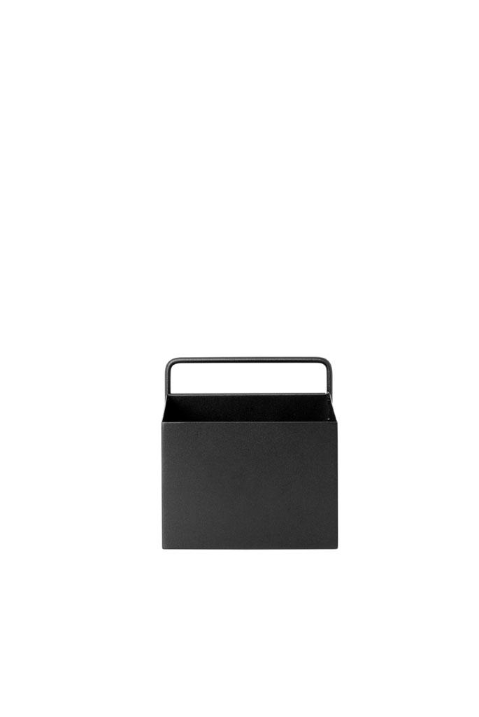ferm-living-wall-box-zwart-vierkant-square