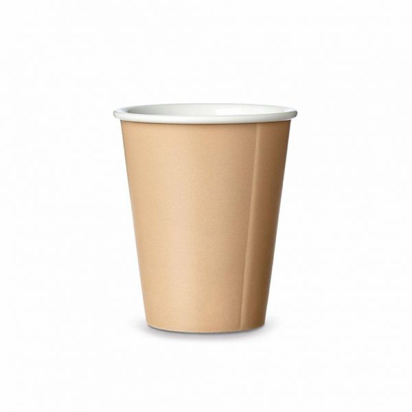 ceramic-coffee cup-viva-scandinavia-brown