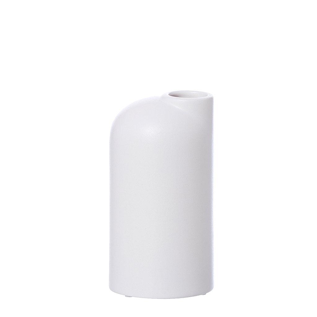 oohhx living keramiek vaas small wit ceramic vase