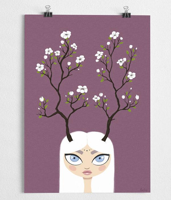Scandinavisch design poster