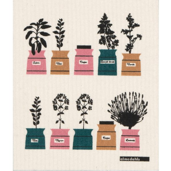 dishcloth-almedahls-rose-gray-spice rack