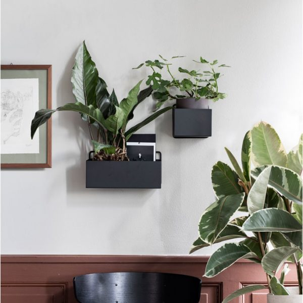 wall shelf-fermliving-black-metal-wall-box