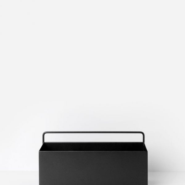 wall shelf-fermliving-black-metal-wall-box-rectang