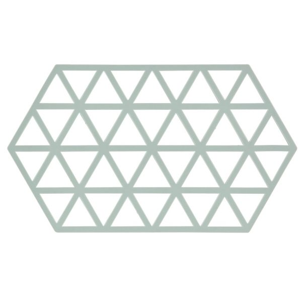 Zone-Dänemark-Pfanne Untersetzer-Dreieck-Untersetzer-Nordic-Himmel