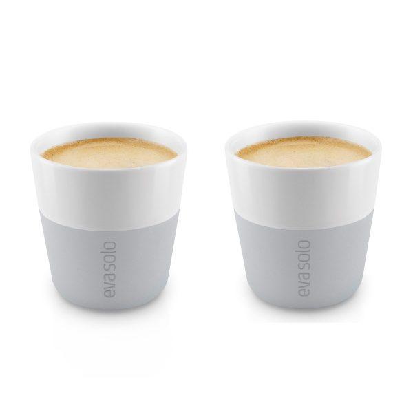 Eva Solo Espresso Kopje grijs (Set van 2)