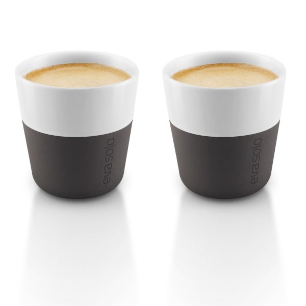 Eva Solo Espresso Cup black (Set of 2)