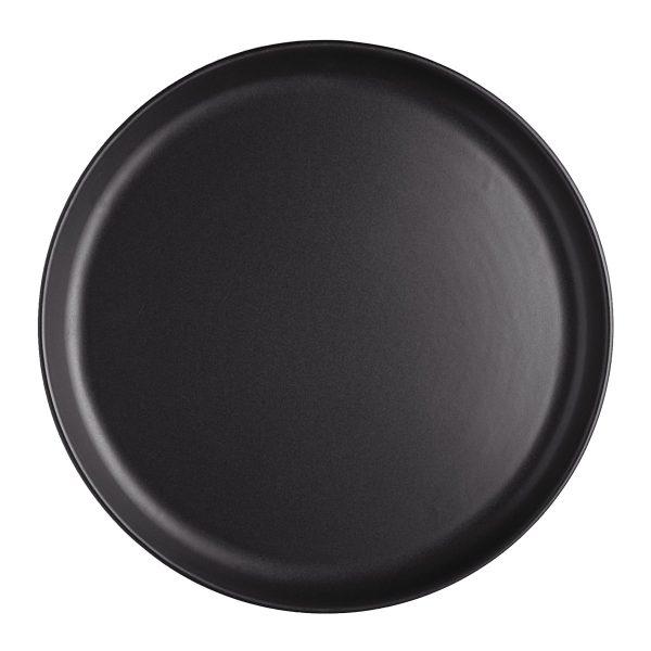 Eva Solo Nordic Kitchen Bord Ø 25 cm zwart
