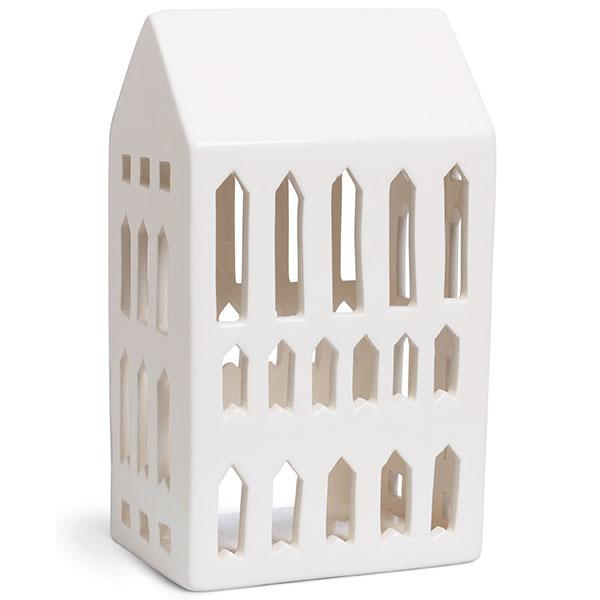 Kähler Design Urbania Tealight Church White