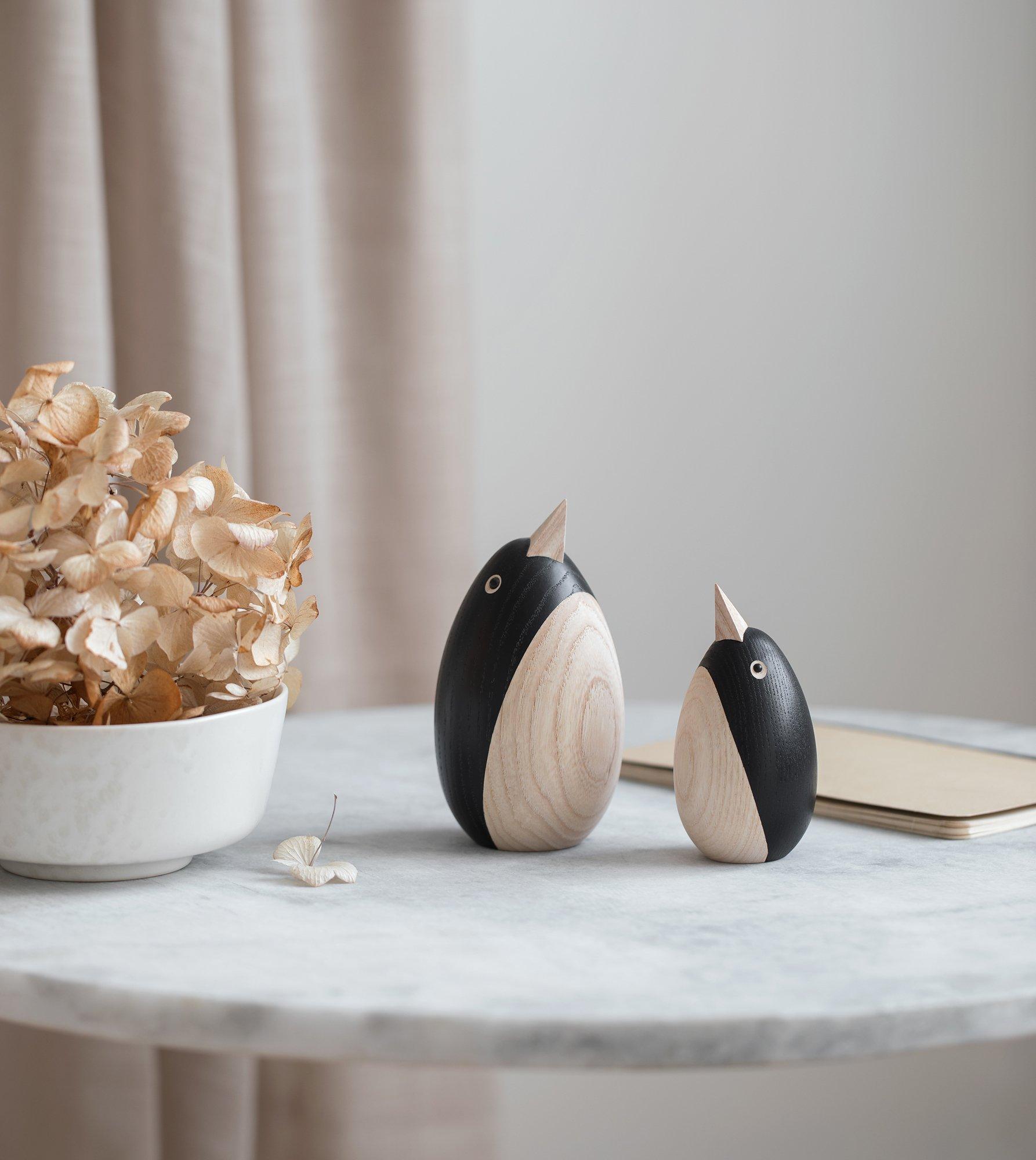 Novoform - Pinguins van hout
