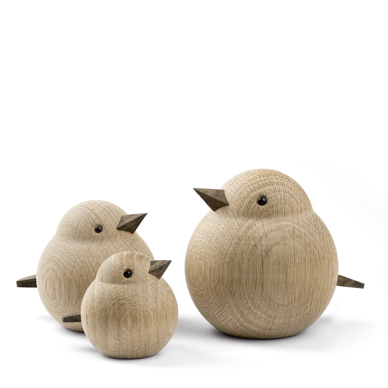 Novoform - houten musjes
