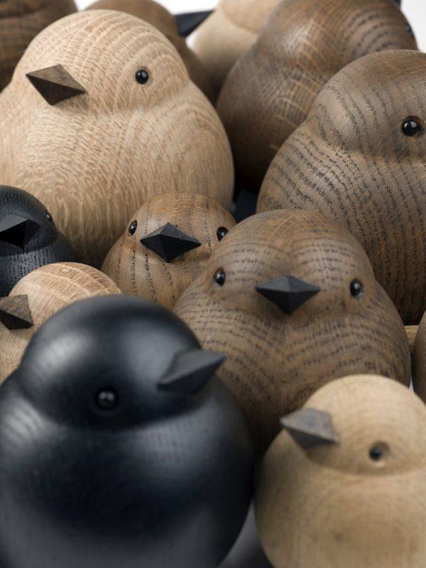 Novoform - houten mussen
