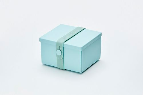 Uhmm Box mint green foldable