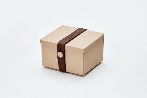 Uhmm Box mocha brown drum