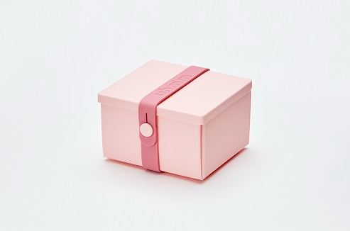 Uhmm Box rose vouwbare box