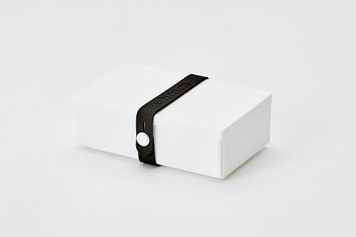 Uhmm Box white black foldable