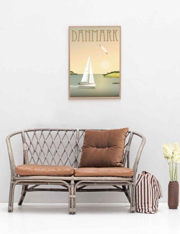 Vissevasse Poster Denmark 2