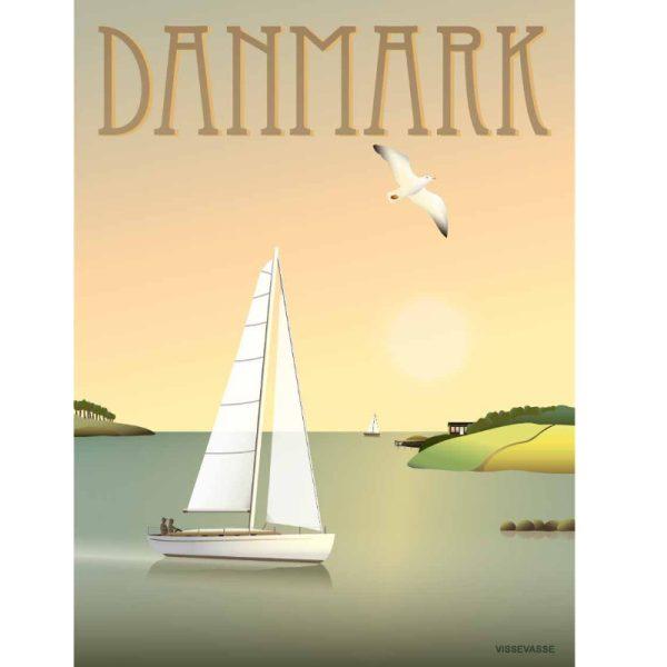 Vissevasse Poster Denemarken 3