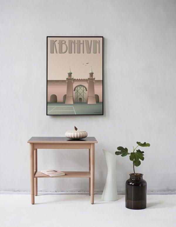 Vissevasse Poster København