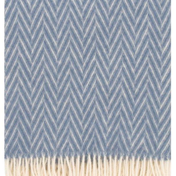 Lapuan-Kankurit-Iida blanket plaid blue