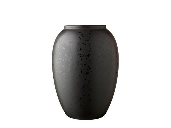 Bitz vaas zwart, 20cm doorsnede