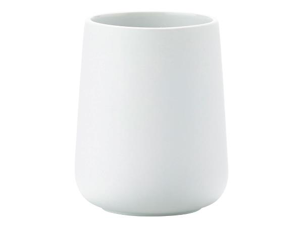 Zone Denmark Toothbrush holder Nova white