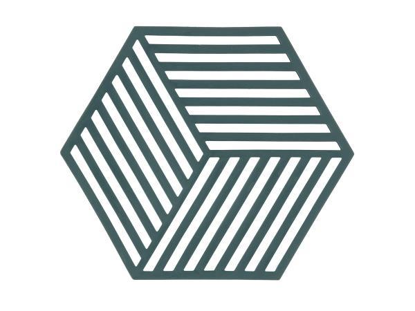 Zone Denmark Untersetzer Hexagon Kaktus